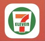 セブンイレブンアプリの画像